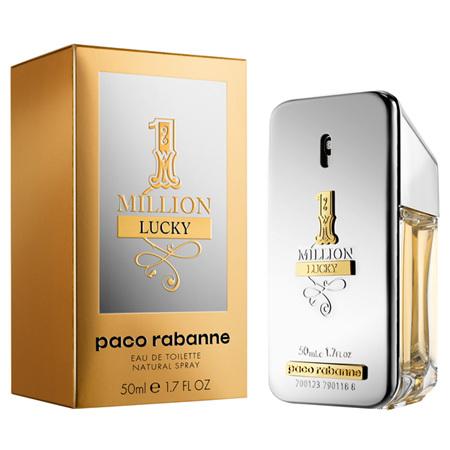 Paco Rabanne One Million Lucky EDT 50ml