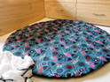 Padded play mat designed by BabyBaby