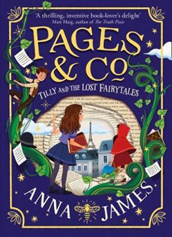 Pages & Co. Tilly and the Lost Fairytales (Pages & Co. Book 2)