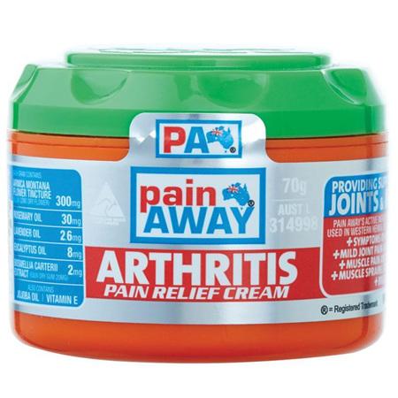 PAINAWAY ARTHRITIS CRM 70G