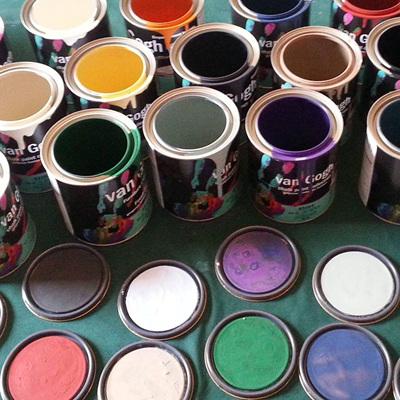 Paint/Paint Finishes