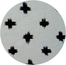 """""""Paint Plus"""", White, 100% Cotton Knit,                                   190 gsm"""