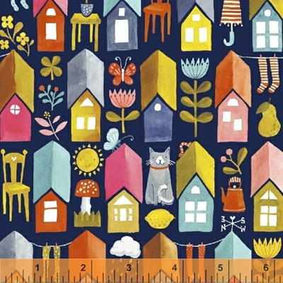 Paint the Town - Houses