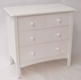 Quail Four Drawer Lowboy