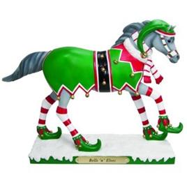 Painted Pony Bells n' Elves