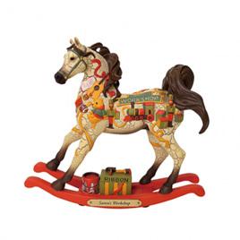 Painted Pony - Santa's Workshop