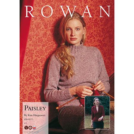 Paisley by Kim Hargreaves