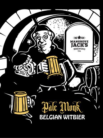 Pale Monk Belgian Witbier Grain Kit