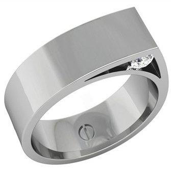Palladium Rings