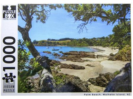 Palm Beach Waiheke Island Puzzle Box 1000 Piece