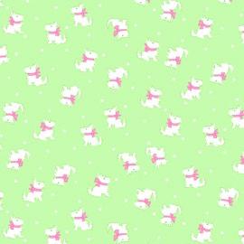 Pam Kitty Picnic - Scotty Dog