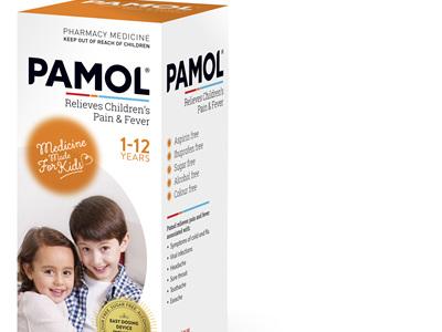 Pamol Orange 200mL