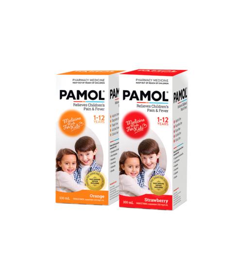 Pamol Orange