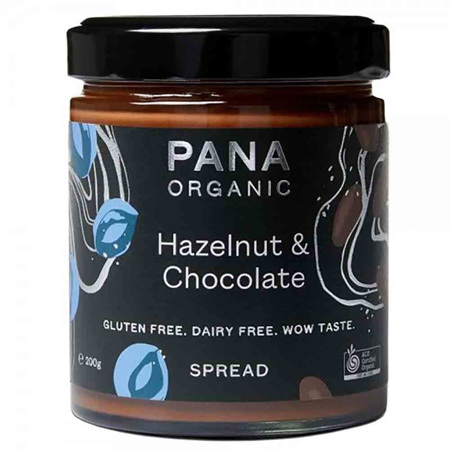 Pana Chocolate Hazelnut Spread 200g