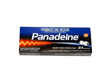 Panadeine 24 Tablets