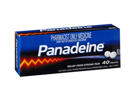 Panadeine 40 Tablets