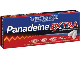 Panadeine Extra 24 Caplets