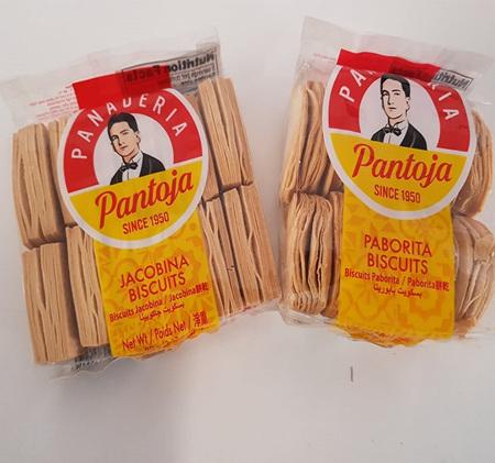 Panaderia Pantoja Paborita & Jacobina Biscuits