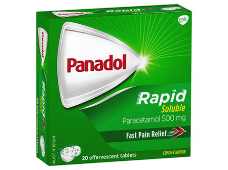 PANADOL CLEAR (SOLUBLE) T (20)
