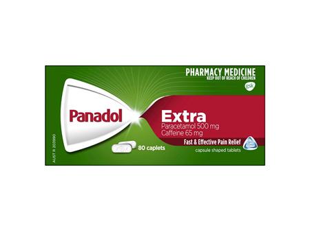 PANADOL EXTRA OPTIZORB 80