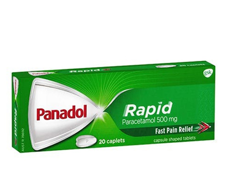 PANADOL RAPID 80CAPS