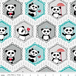 Panda Love 101