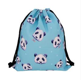 Panda Polyester Bag