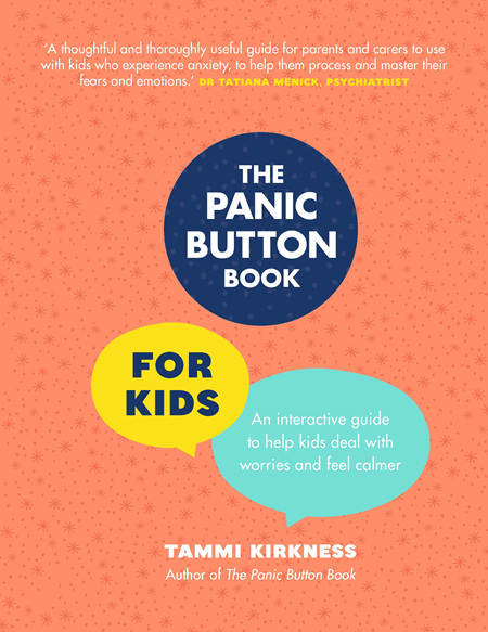Panic Button Book for Kids