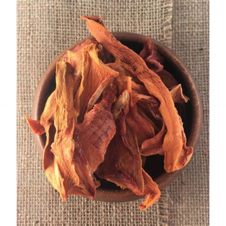 Papaya Strips Dried Organic - 100g