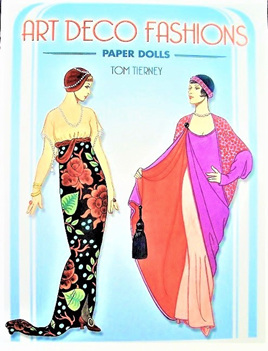 Paper Dolls - Art Deco Fashions