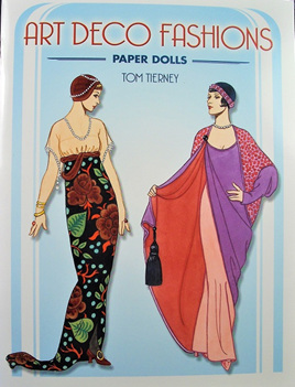 Paper Dolls - Art Deco Fashions