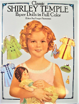 Paper Dolls - Classic Shirley Temple