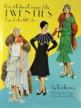 Paper Dolls - Great Fashion Designs of the Twenties