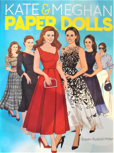 Paper Dolls - Kate and Meghan