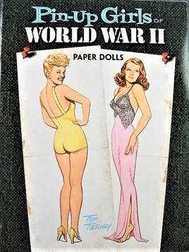 Paper Dolls - Pin Up Girls of World War II