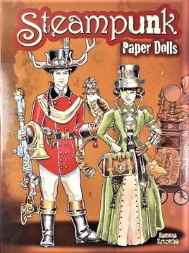 Paper Dolls - Steampunk