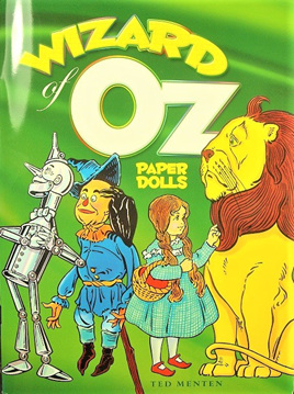Paper Dolls - Wizard of Oz