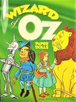 Paper Dolls - Wizard of Oz