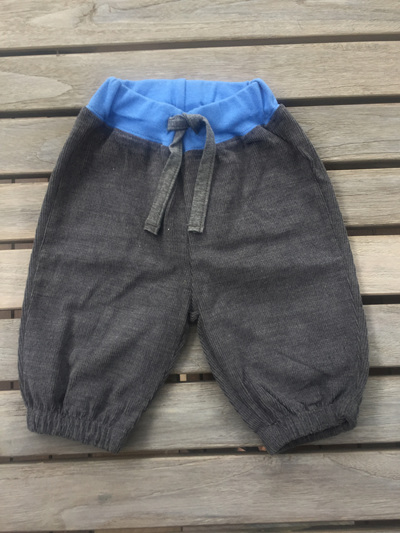 Papoose cord pants