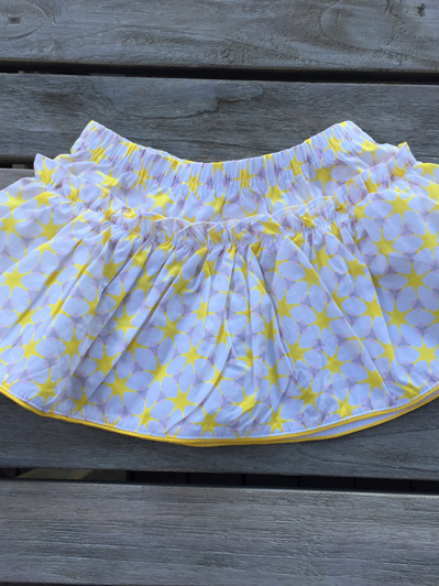 Papoose Geometric skirt