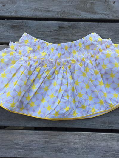 Papoose Geometric skirt