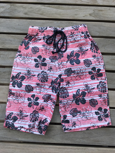 Papoose Hawaii shorts