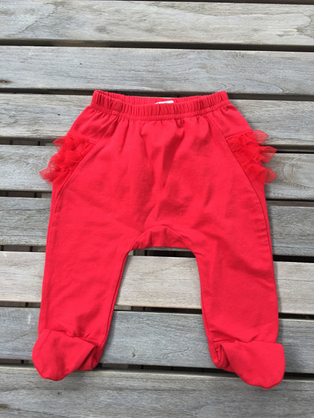 Papoose leggings Red