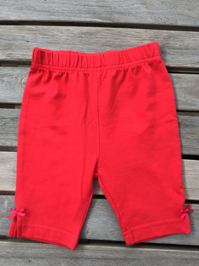 Papoose Red pants