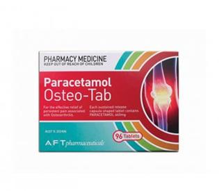 Paracetamol Osteo-Tab