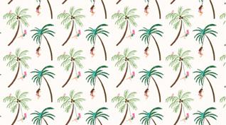 Paradise City Swingers Cream 1124