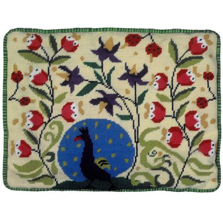Paradise Found Cushion Kit by Jennifer Pudney