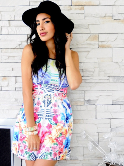 Paradise Romance Dress