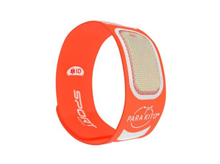 Para'Kito Sport Refillable Band -Orange + 2 Pellett