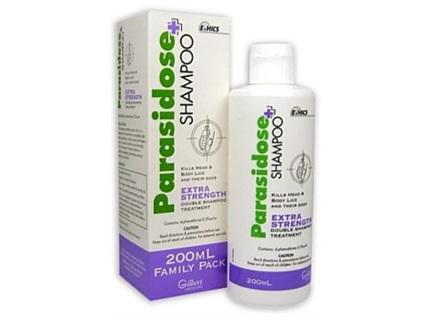 PARASIDOSE X-Strength Lice Spoo200m